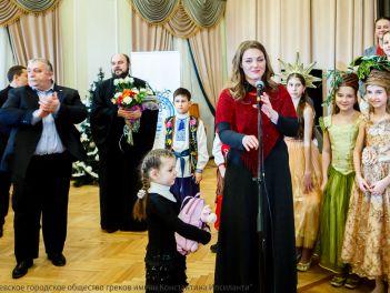 Наши друзья - Детская хоровая школа Киево-Печерской Лавры. Ч.2