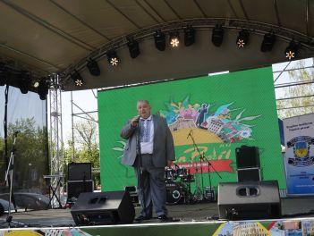 Концерт на Подоле 07.05.2017 г.