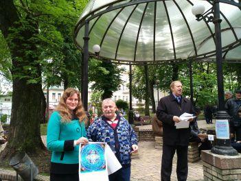 """Під егідою Ради національних спільнот України відбувся черговий Шаховий турнір """"Травневі зорі"""""""
