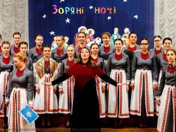 Наши друзья - Детская хоровая школа Киево-Печерской Лавры