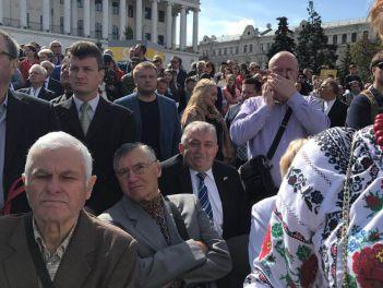 26-я годовщина Независимости Украины