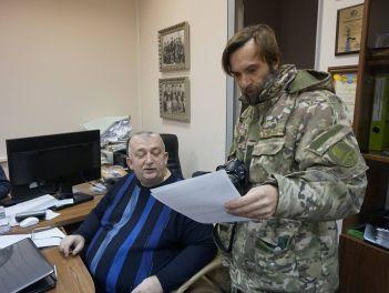 Новогодние подарки для детей греческих сёл Староигнатьевки и Гранитного Донецкой области