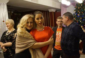 Члени Київського міського товариства греків зустріли Різдво Христове, привітали один одного з Новим, 2017 роком