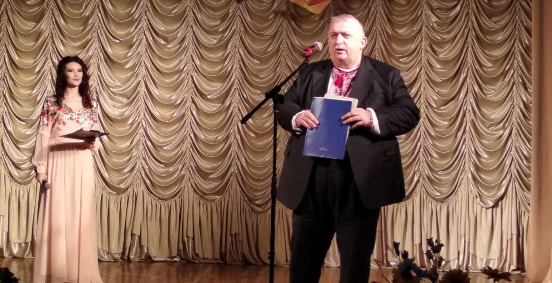Шевченківські читання в Раді національних спільнот Украіни