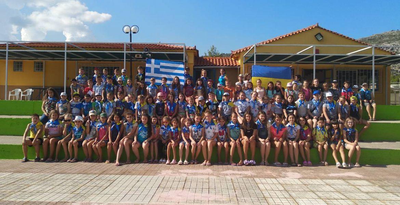 Відпочинок дітей в Греції