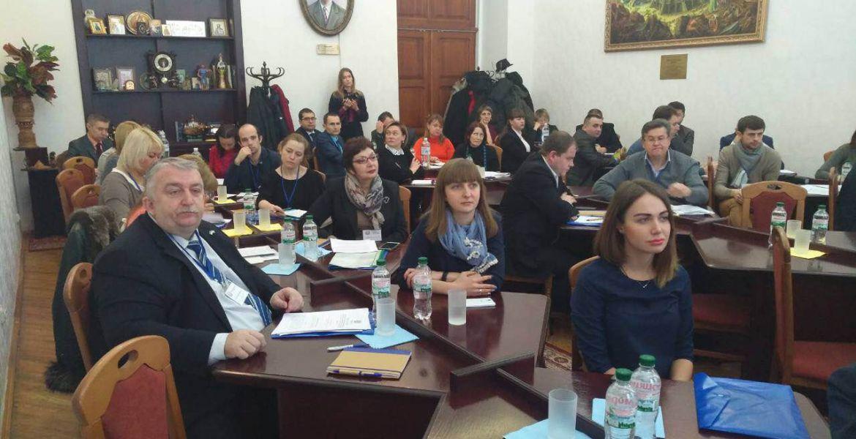 """Науково-практична конференція """"Впровадження європейських підходів до забезпечення прав осіб, які належать до національних меншин та етноконфесійних спільнот, у контексті оновлення українського законодавства"""""""