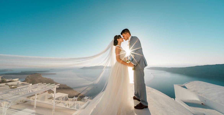 Нова інформаційно-консультаційна послуга щодо проведення урочистих одружень (цивільних і церковних) на найкрасивішому острові Греції - острові Санторіні