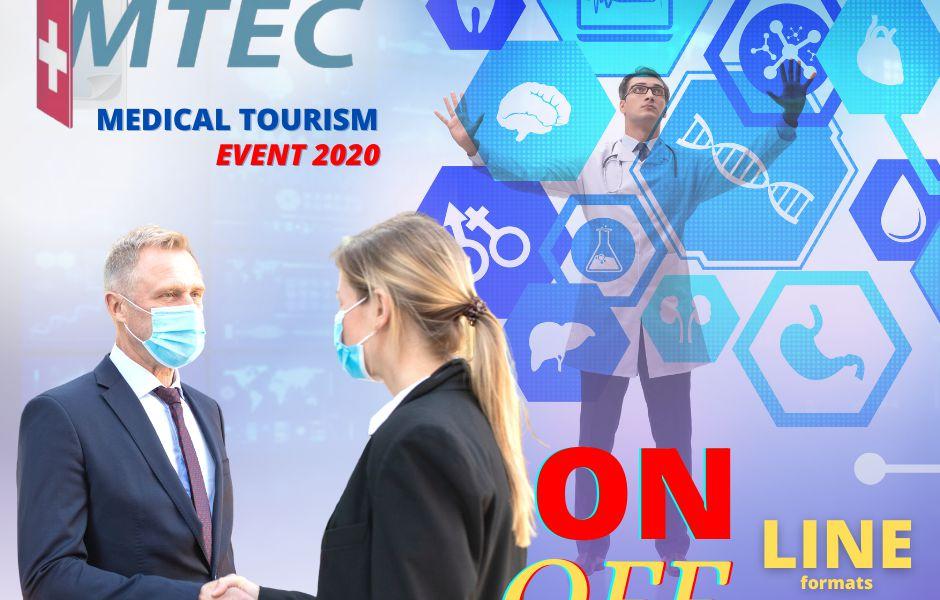 8-ма Виставка та конференція медичного туризму MTEC.Kyiv 2020
