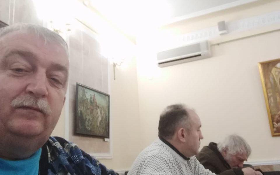 Організаційне засідання конкурсної комісії по виборам Генерального директора Національної кіностудії імені О.П.Довженка