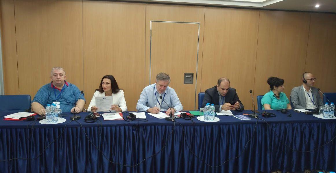 """Робоча зустріч """" Обмін досвідом щодо питань захисту прав національних меншин у країнах членах Ради Європи"""""""