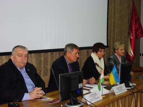 Семинар украинских и индийских IT-шников в Киевской Торгово-промышленной Палате