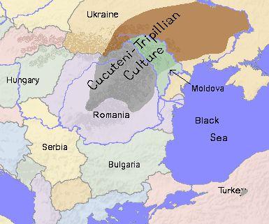 Троя і Греція народилися в Трипіллі