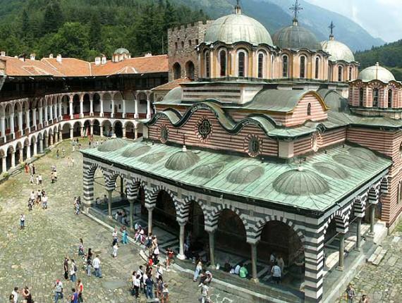 Болгария православная + отдых на море