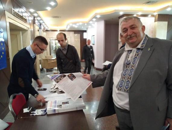 """7-8 листопада Європейською комісією в співдружності з Міністерством культури Украіни розглядається проект TAIEX """"Захист прав меншин"""""""