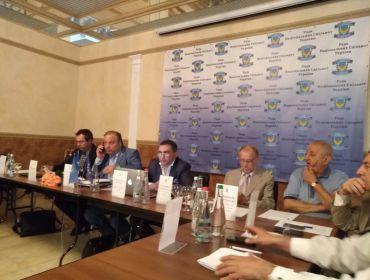 Заседание Президиума Совета национальных общин Украины под председательством Председателя Совета Ашота Дадикоевича Аванесяна