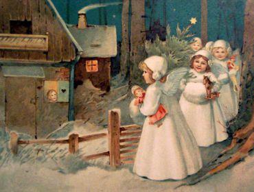 Поздравление Новогодними подарками детей греческих сёл Староигнатьевка и Гранитное Волновахского района Донецкой области