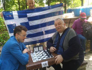 Международный ежегодный шахматный турнир Совета национальных общин Украины