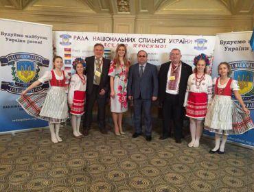 Всеукраинский фестиваль национальных культур - состоялся!